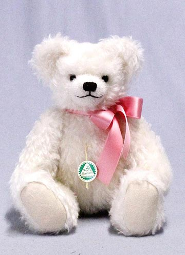 White Timeless Classic Teddy, Small 10821-2