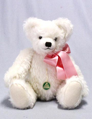White Timeless Classic Teddy, Medium 10822-9
