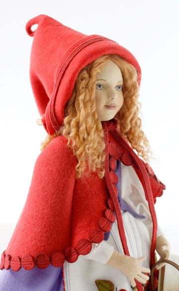 Red Riding Hood by Maggie Iacono