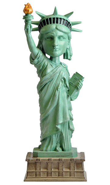 Statue Of Liberty Bobblehead