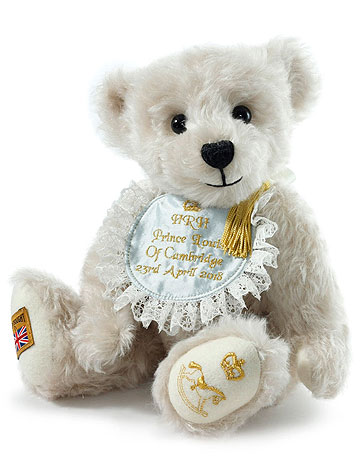 2018 Royal Baby Commemorative Teddy