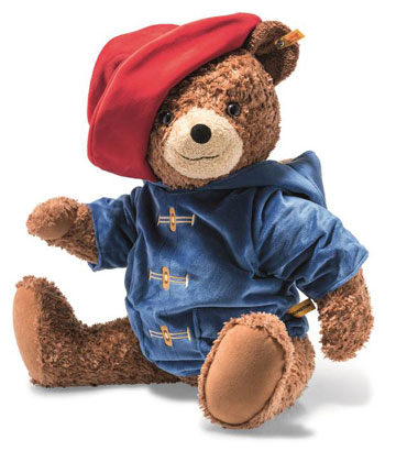 Plush Paddington 24