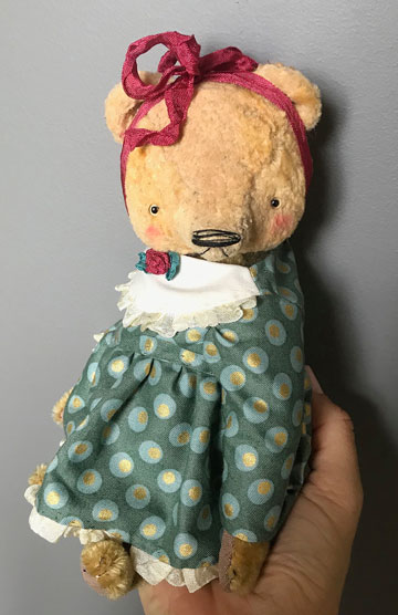 Susanne Teddy Bear