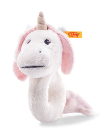 Unica Baby Unicorn Grip Toy With Rattle 241819