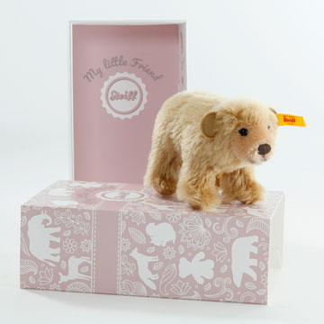 Bear With Wildlife Giftbox 026928