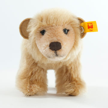 Bear With Wildlife Giftbox 026928 by Steiff