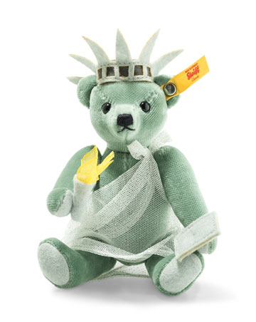 Great Escape New York Teddy In Gift Box 026874