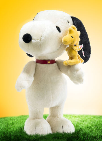 Snoopy With Woodstock 24 Inch EAN 658211