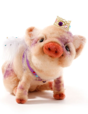 Sugar, A Plum Fairy Little Pig