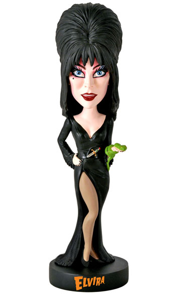 Elvira Mistress Of The Dark Bobblehead