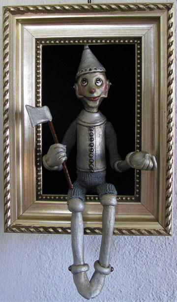 Tin Man Shadowbox