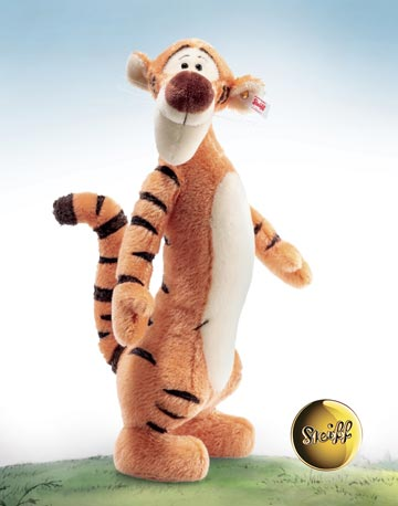 Large Contemporary Tigger, 50th Anniversary Edition EAN 683404