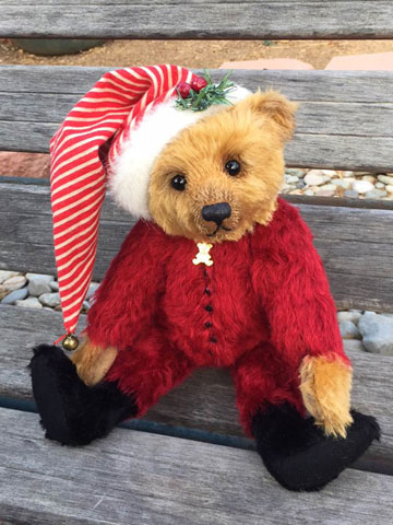 Saint Nick Bear