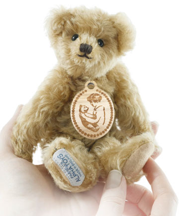 Mini Edward, Christopher Robin's Teddy Bear