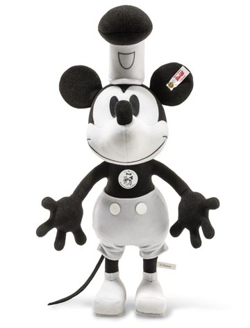 Steamboat Willie Mickey Mouse EAN 354458 by Steiff