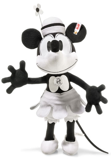 Minnie, Steamboat Willie EAN 354649