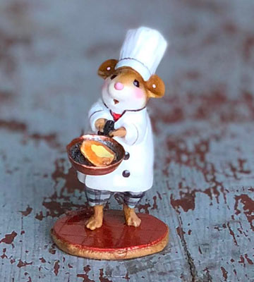 Chef Mouster M-641 by Wee Forest Folk