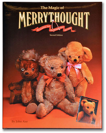 The Magic Of Merrythought Book