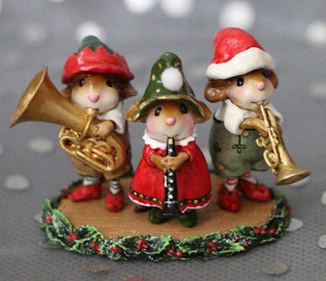 Oompah Band Elves M-653