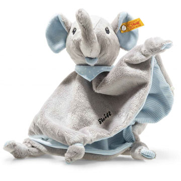 Trampili Elephant Comforter, Gray And Blue EAN 241697