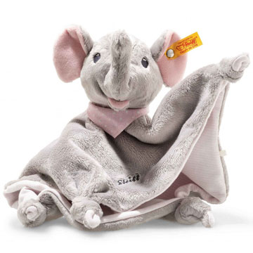 Trampili Elephant Comforter, Gray And Pink EAN 241680