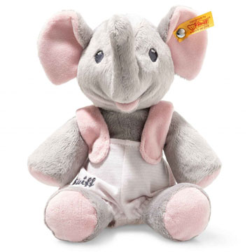 Trampili Elephant, Gray And Pink EAN 241666