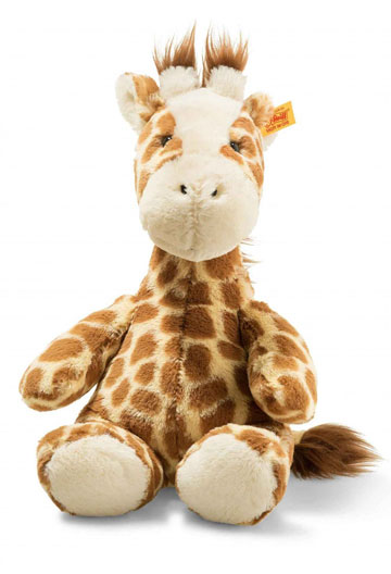 Girta Giraffe, Medium Soft Cuddly Friend EAN 068157