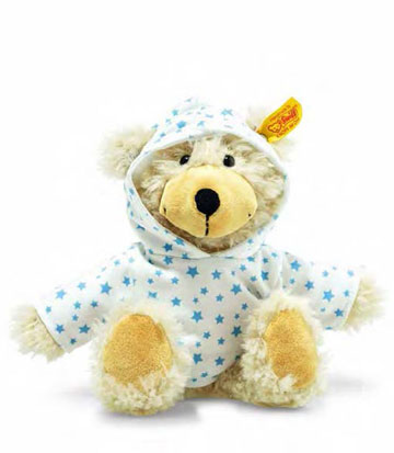 Charly Stars Dangling Teddy Bear With Hoody EAN 012389