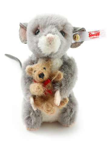 Maggy Mouse With Teddy Bear EAN 006395
