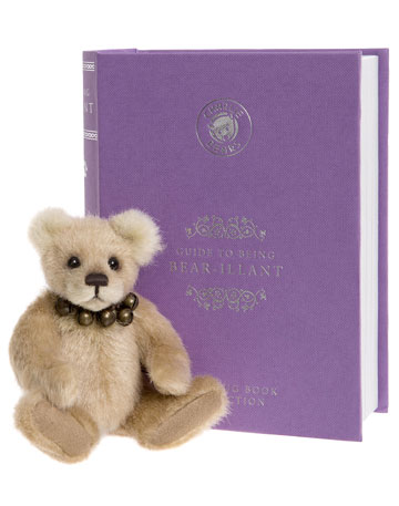 Bear-illiant Library Bear by Charlie Bears