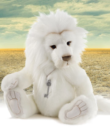 Bears Charlie Bears Dandy Lion Plush New Isabelle Lee Handsome Face Low Sale Price!
