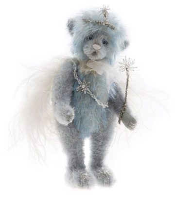 Blue Fairy Bear