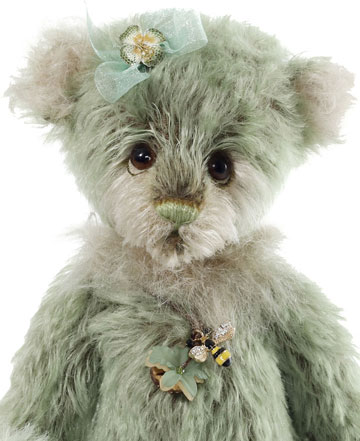 Shamrock Bear by Charlie Bears