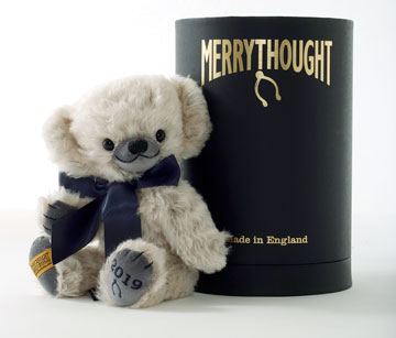Merrythought Cheeky Year Bear 2019 by Merrythought
