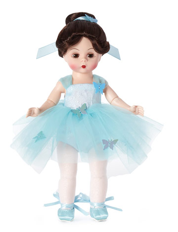 Butterfly Ballerina Light Skin Tone 75180