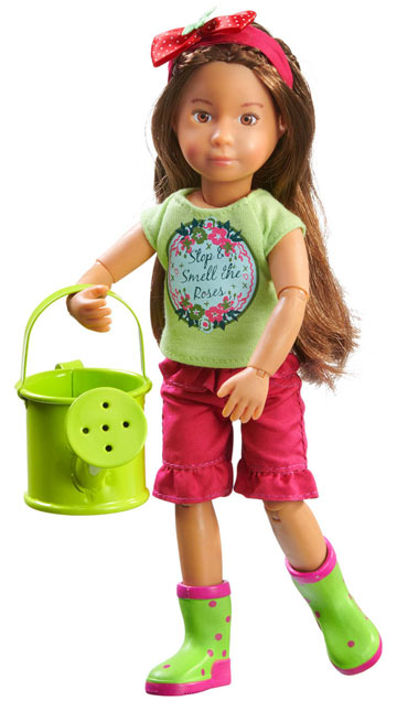 Sofia The Gardener Kruselings Doll