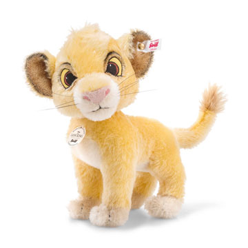 Simba, Disney's The Lion King EAN 355363