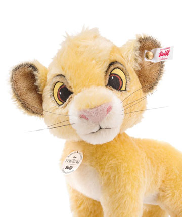 Simba, Disney's The Lion King EAN 355363 by Steiff
