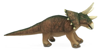 Triceratops Brown 7781