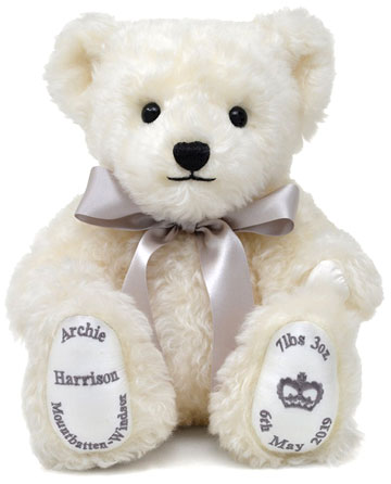 2019 Royal Baby Edition, Special Occasion Bear