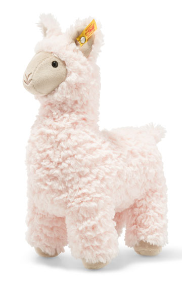 Luciana Llama, Medium Soft Cuddly Friend EAN 069536