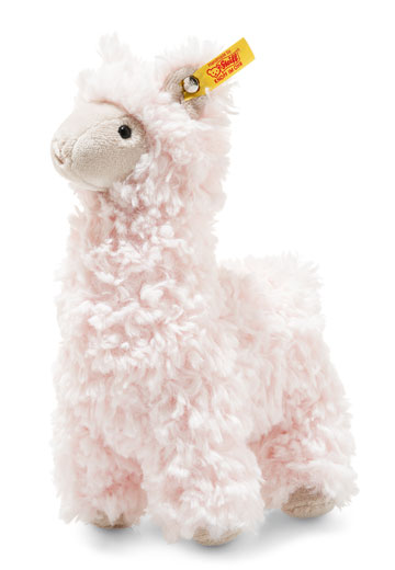 Luciana Llama, Small Soft Cuddly Friend EAN 069437