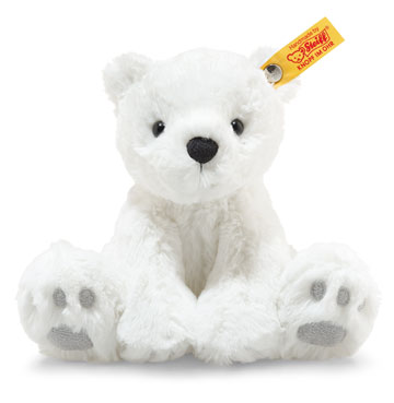 Lasse Polar Bear, Small Soft Cuddly Friend EAN 062629
