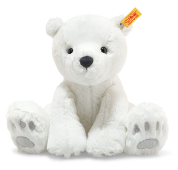 Lasse Polar Bear, Medium Soft Cuddly Friend EAN 062636