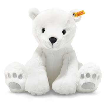 Lasse Polar Bear, Large Soft Cuddly Friend EAN 062643