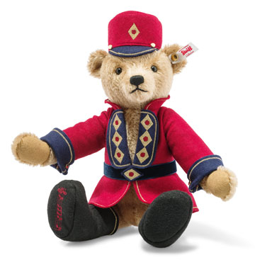 The Nutcracker Musical Bear EAN 006876 by Steiff