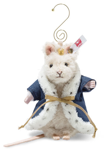 Mouse King Ornament, The Nutcracker EAN 006883