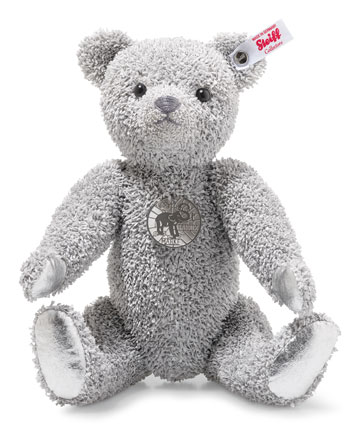 Royal Platinum Paper Teddy by Steiff