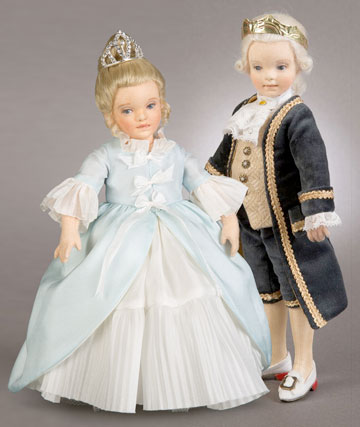 Cinderella and Prince Charming Matched Set