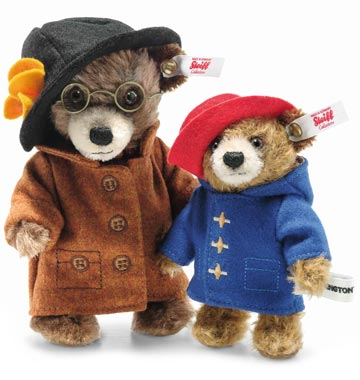 Aunt Lucy and Paddington Mini Set EAN 690501